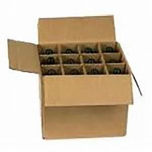 Carton De Déménagement Gratuit : carton d m nagement pour bouteilles x12 en vente ~ Premium-room.com Idées de Décoration