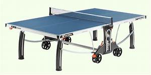 Cornilleau Sport Outdoor 500M Crossover Ping Pong Table