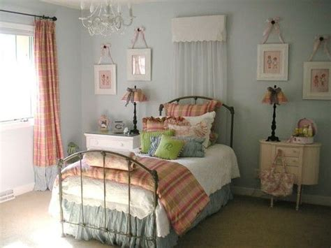 ideas  vintage girls bedrooms  pinterest