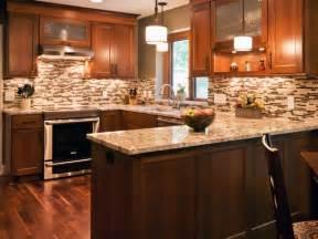 transitional kitchen ideas brown transitional kitchen with tile backsplash beautiful efficient kitchen design and layout