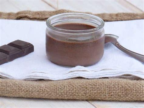 petit pot de creme au chocolat recette les meilleures recettes de cr 232 mes et caf 233