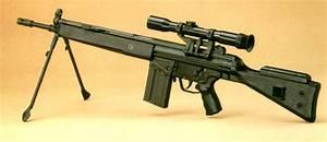 HK G3 Sniper Rifle   Deadliest Warrior Wiki   FANDOM ...  G3