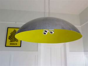 Extra large diameter steel dome pendant light custom
