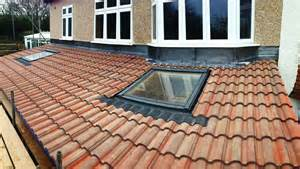 Redland Clay Plain Tiles by Velux Window Hayes Bromley Pc Roofing