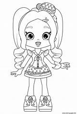 Coloring Pages Cheeseburger Chelsea Printable Shoppies Dolls Colouring Shopkins Happy Places Teapot Info Template Petals Lol Cake Rosie Daisy Fria sketch template