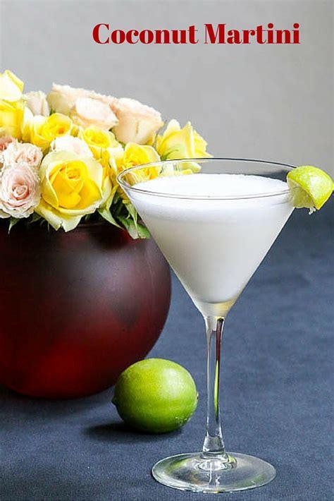 coconut martini coconut martini sundaysupper desserts required