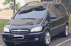Chevrolet Zafira Elite 2 0  Flex   Aut  2007  2008