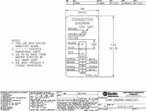 Wiring Diagram For A O  Smith C48b39b17