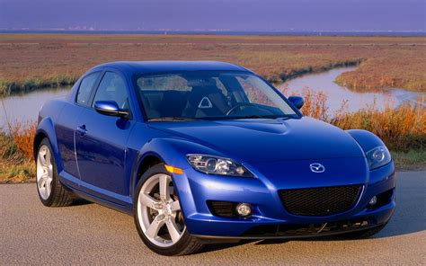 Mazda Car : Mazda Rx-8 Car Wallpapers, History And Technical