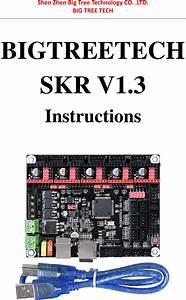 Skr V1 3 Instructions