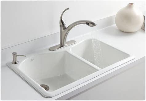 kitchen sink installation cost kohler k 5841 4 k4 lawnfield self offset 5841