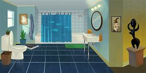 pumml glade game bg With bathroom cartoon pictures