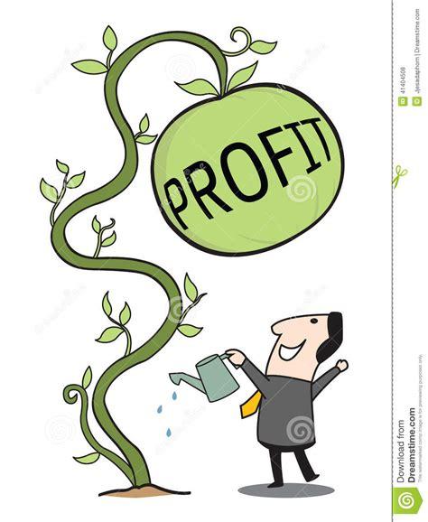 house design blogs gain profit stock vector image 41404508