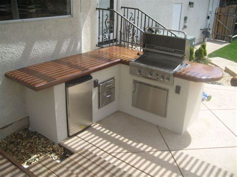outdoor kitchen stucco finish 30 best images about built in bbq on pinterest granite tops built in gas grills and outdoor