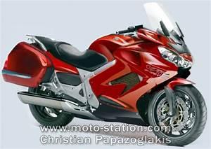 Moto Honda Automatique : future honda vfr voici sa boite automatique moto revue ~ Medecine-chirurgie-esthetiques.com Avis de Voitures