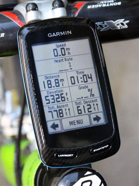 garmin fahrrad navi test garmin edge 705 fahrrad navi test