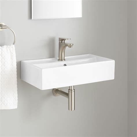 Bathroom Sink by Magali Wall Mount Bathroom Sink Wall Mount Sinks