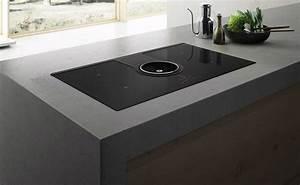 Arbeitsplatte Küche Beton : beton arbeitsplatten bilder vor und nachteile sowie die ~ Watch28wear.com Haus und Dekorationen