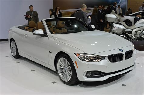 Bmw 4 Series Convertible by Bmw 4 Series Convertible Officially Revealed In La Cars