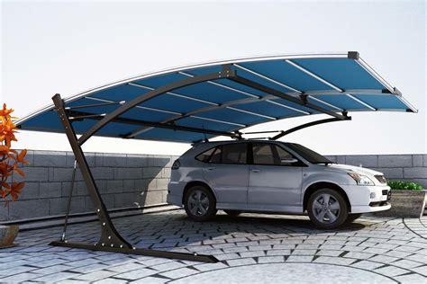 China New Design Metal Carport With Logo  China Carport