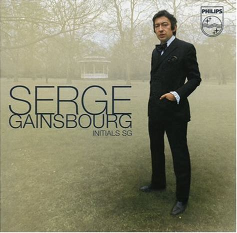 Serge gainsbourg was born on april 2, 1928 in paris, france as lucien ginsburg. Best of ...Both Worlds: Serge Gainsbourg et Caetera