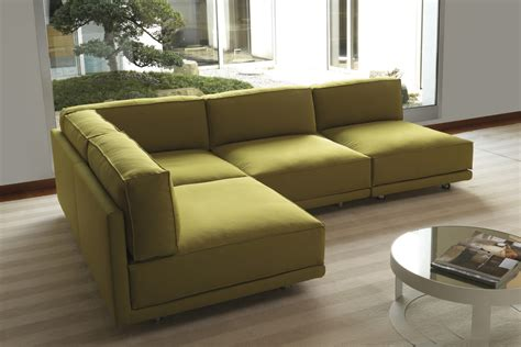 Dennis Corner Sofa Without Armrests