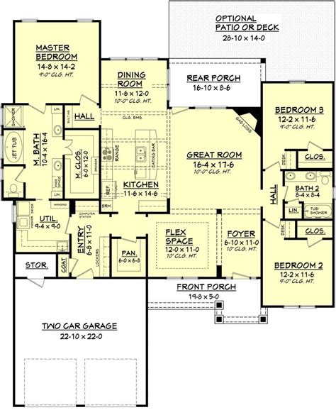 single craftsman style house plans 2800 sq ft house plan 3 floor vipp ed56d93d56f1