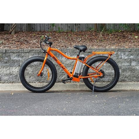 fat cat bike electric xl tire bikes fast