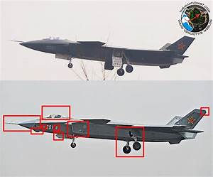 China's Top Secret Stealth Fighter Spotted In Tibet Days ...