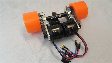 Electric Motor System by Drive Systems Electric Longboard Diy Kit 63mm Motor
