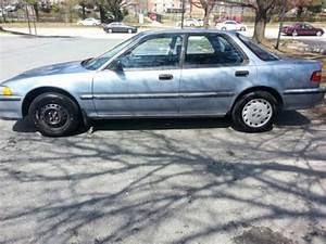 Purchase Used 1991 Acura Integra Rs Sedan 4