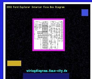 2002 Ford Explorer Interior Fuse Box Diagram  Wiring