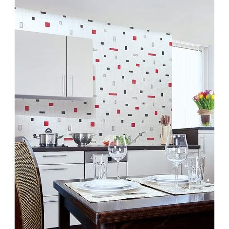 papier peint vinyle cuisine papier peint vinyle très résistant edem 584 26 aspect