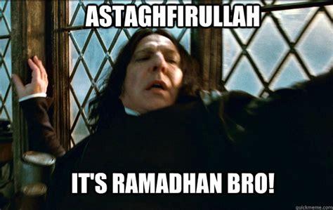 Astaghfirullah Meme - ramadan memes