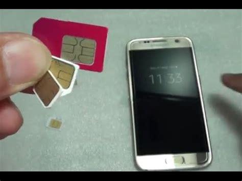 samsung galaxy    cut  sim card   nano sim