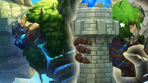 Benteng Hidup Yang Ngamuk! Guide Item Grock Mobile Legends