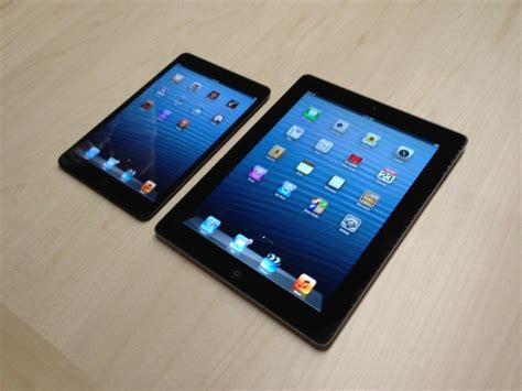 ipad mini     harder  find  usual gadget review