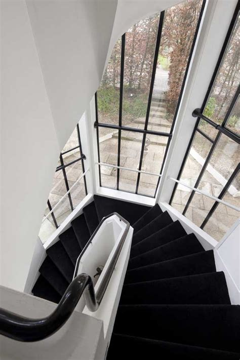villa tugendhat floor high amersham house buckinghamshire e architect