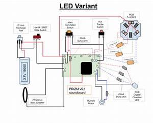 Prizm V5 1 Wiring Help