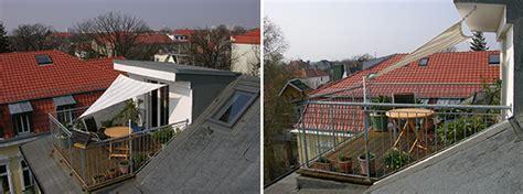Sonnenschutz Für Den Balkon by Sonnensegel Balkon Hofs 228 223 Sonnenschutz Infos