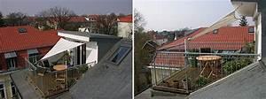 Sonnenschutz Für Den Balkon : sonnensegel balkon hofs sonnenschutz infos ~ Markanthonyermac.com Haus und Dekorationen
