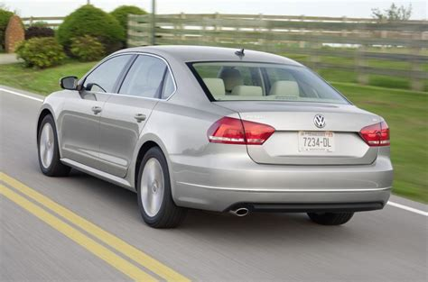 Volkswagen Passat Usa/china Review