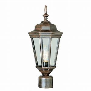 bel air lighting 1 light outdoor rust post light 4096 rt With route 9 lamp and light