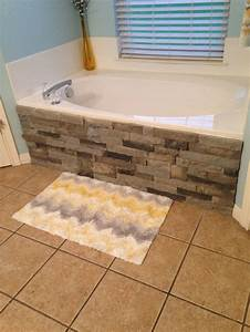 airstone on our bathtub little updates future ideas With airstone bathroom