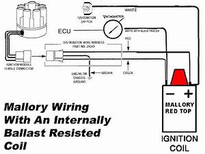 Mallory Ignition Wiring Diagram Harley
