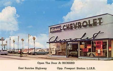 chevrolet dealership  car lot  car