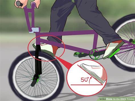 8 Ways To Do Bmx Tricks