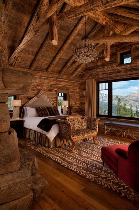 Rustic Design Ideas  Canadian Log Homes