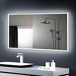 Miroir Salle De Bain Avec éclairage Intégré : anten miroir led lampe de miroir clairage salle de bain ~ Dailycaller-alerts.com Idées de Décoration