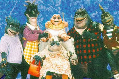 See The Cast Of 'dinosaurs' Then And Now